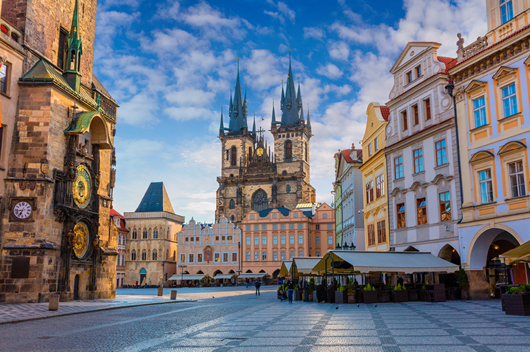 Reasons why you should visit Prague right now