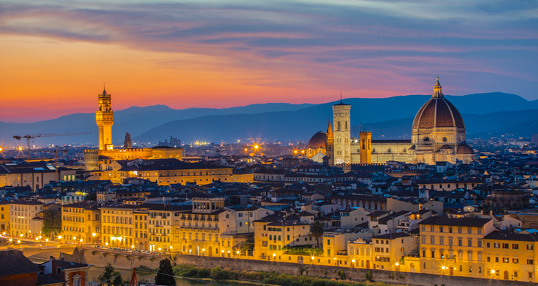 Why Florence will blow your mind