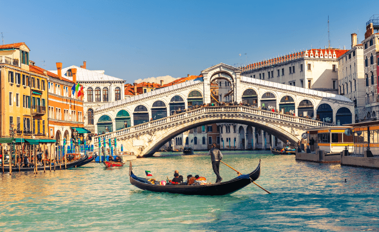Why Italy tops every traveller's list