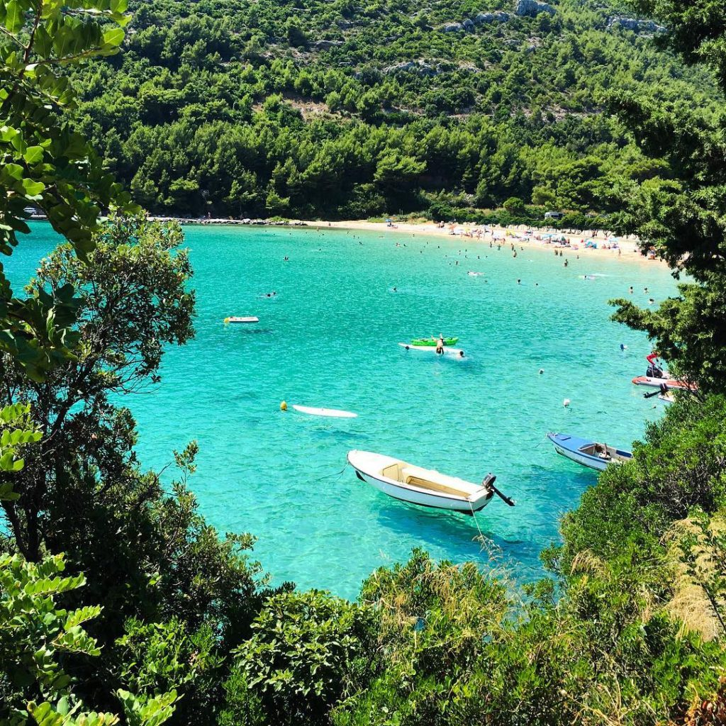Best beaches in Croatia - opodo travel blog